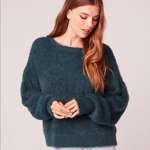 The Enchanted Sweater (Pine)